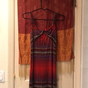 Patterned Missoni Gown